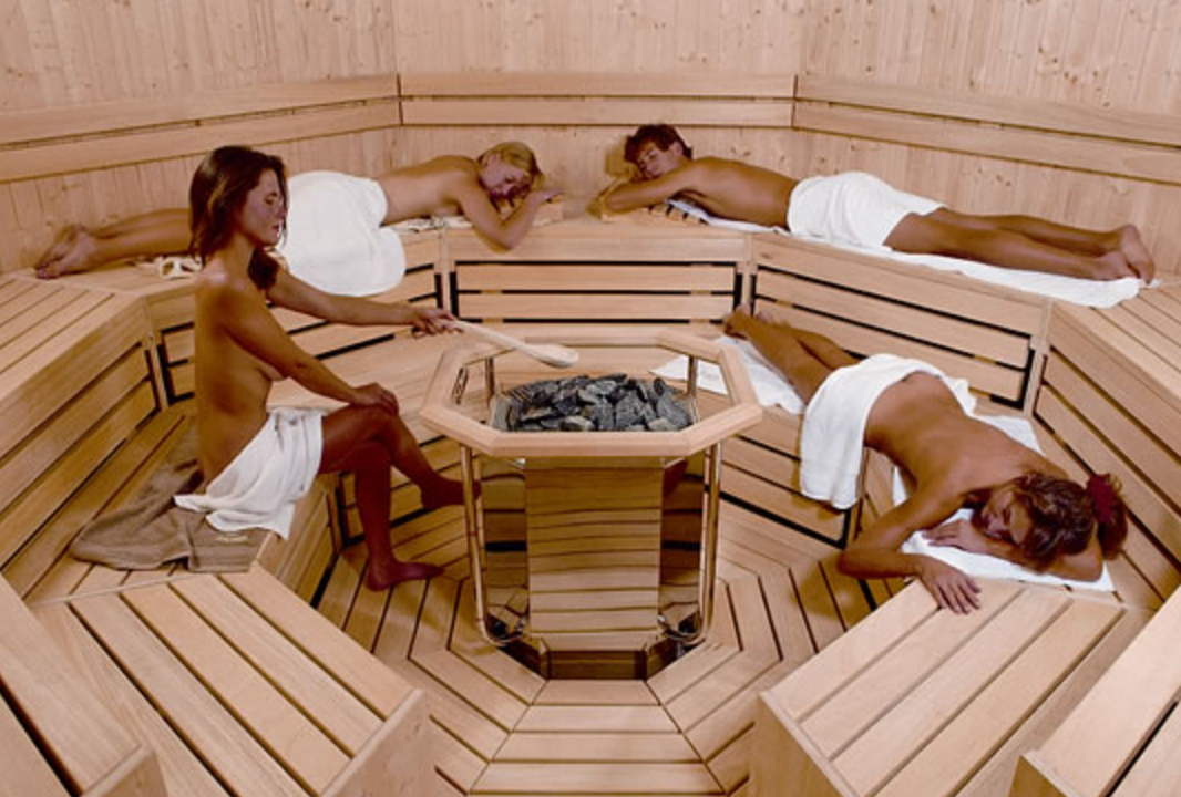 5 things to help you relax at home blissful relaxation for Sauna home