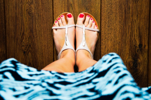 there are many ways you can keep your feet nourished