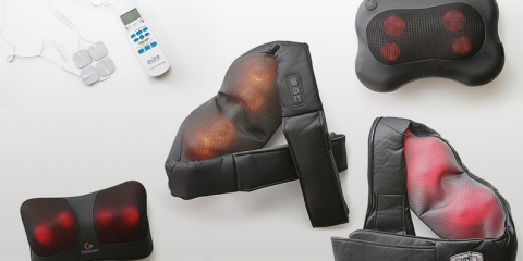 shiatsu massager can help you improve your overall health