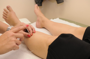 acupuncture can be a little bit intimidating at first and scary, but as you see how this great treatment works, it becomes more obvious that it is a highly effective way to deal with pain in ball of foot or other foot pain